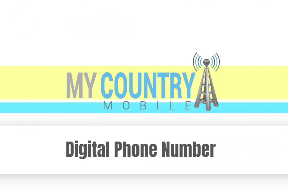 Digital Phone Number - My Country Mobile